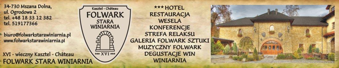 Folwark Stara Winiarnia Mszana Dolna Małopolska