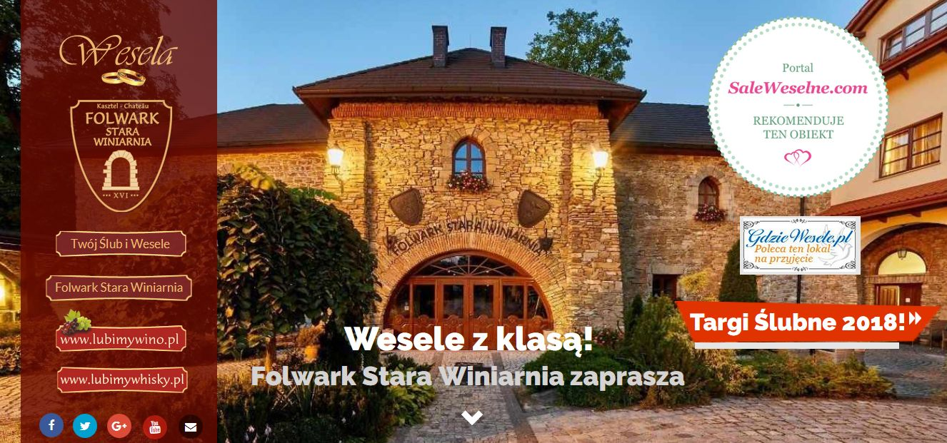 wesela Folwark Stara Winiarnia